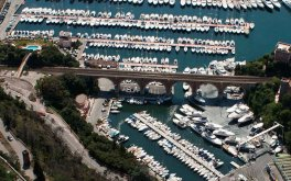 Port de La Rague Marina