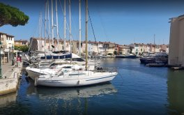 Yacht Club Internacional port Grimaud Marina