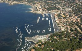 Six fours mes plages le Brusc Marina