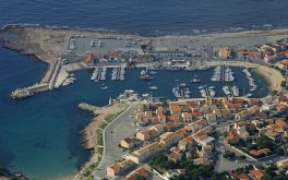 Port de Carro  Marina